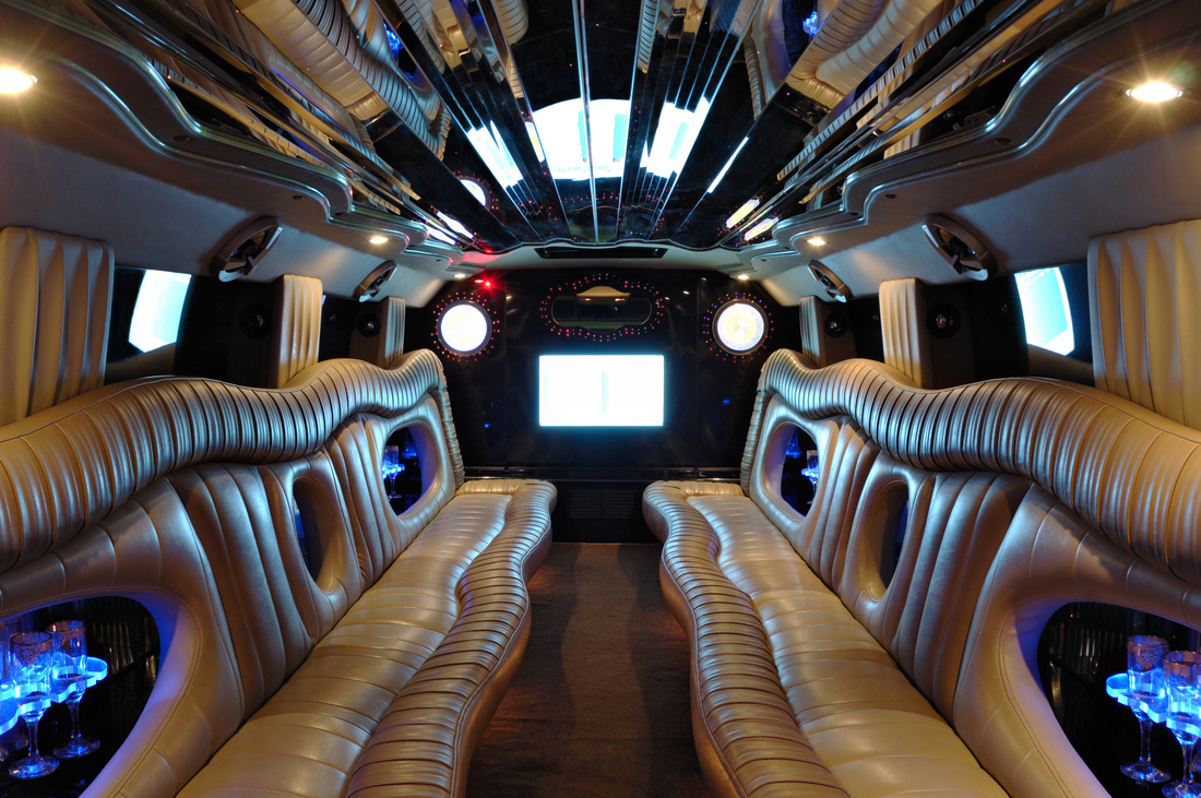 Concert Service Limo Ride
